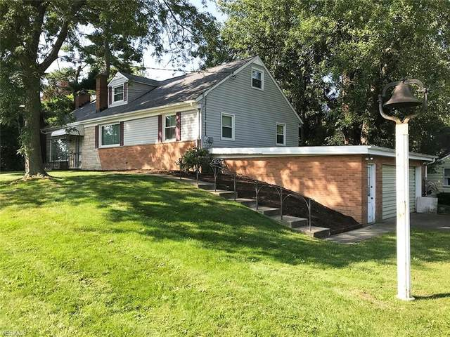 131 Manor Avenue NW, Canton, OH 44708 (MLS #4233073) :: Tammy Grogan and Associates at Cutler Real Estate
