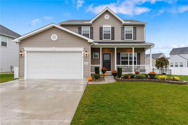 6664 High Perch, North Ridgeville, OH 44039 (MLS #4233082) :: The Art of Real Estate