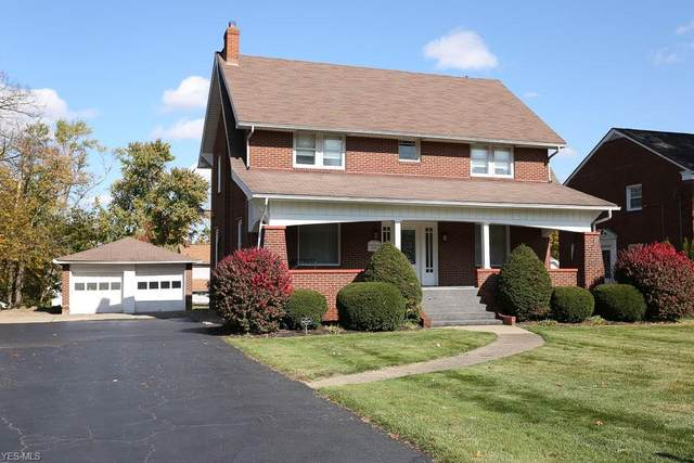 242 E Midlothian Boulevard, Youngstown, OH 44507 (MLS #4233141) :: The Holden Agency