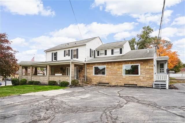 34 S Cleveland Avenue, Mogadore, OH 44260 (MLS #4233194) :: The Art of Real Estate