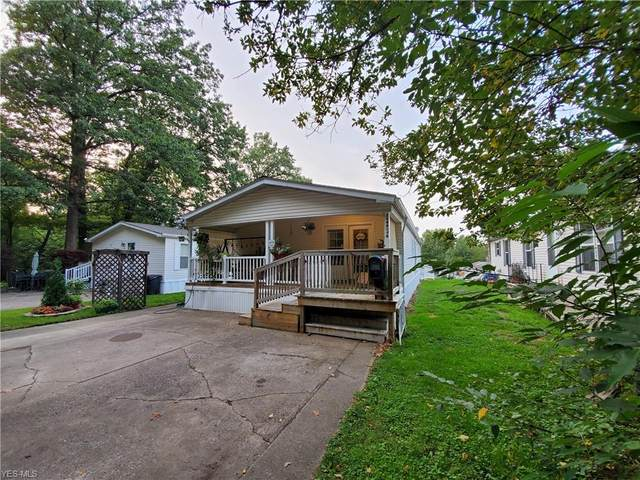 3946 Reid Avenue J6, Lorain, OH 44053 (MLS #4233230) :: The Art of Real Estate