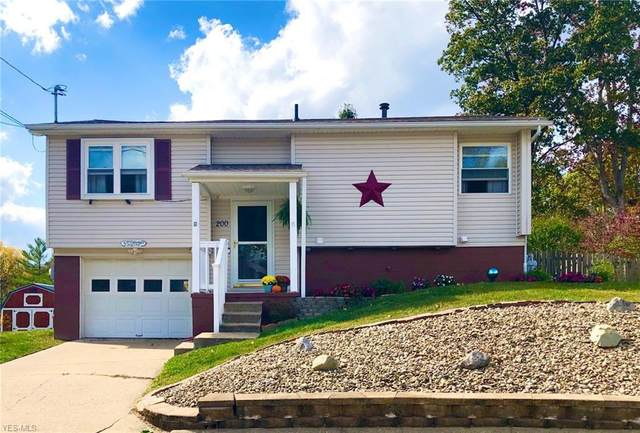 200 Captain Ames Drive, Parkersburg, WV 26104 (MLS #4233241) :: Keller Williams Chervenic Realty