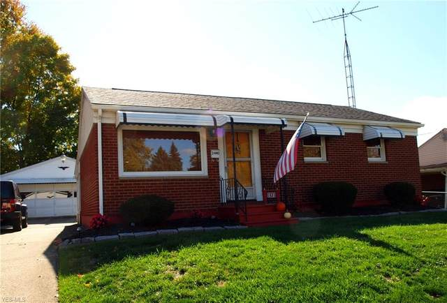 2440 40th Street NE, Canton, OH 44705 (MLS #4233266) :: Tammy Grogan and Associates at Cutler Real Estate