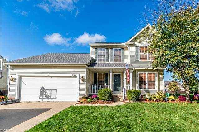 4143 Chapman Drive, Kent, OH 44240 (MLS #4233297) :: The Jess Nader Team | RE/MAX Pathway