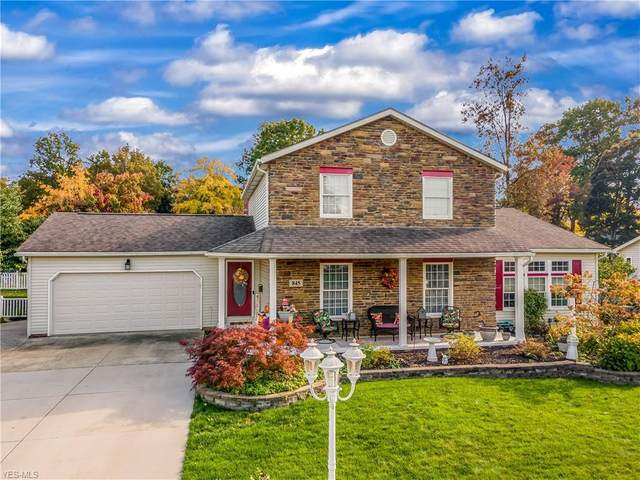 845 Dan Avenue, Canal Fulton, OH 44614 (MLS #4233303) :: RE/MAX Trends Realty