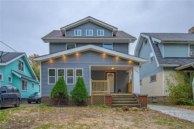3361 W 131st Street, Cleveland, OH 44111 (MLS #4233344) :: The Art of Real Estate