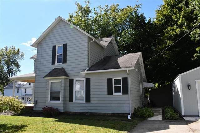 206 Pine Street, Wadsworth, OH 44281 (MLS #4233422) :: The Crockett Team, Howard Hanna
