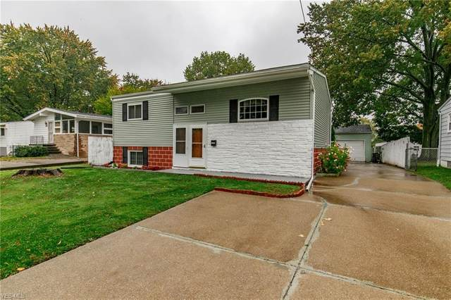 1409 Alphada Avenue, Akron, OH 44310 (MLS #4233447) :: The Art of Real Estate