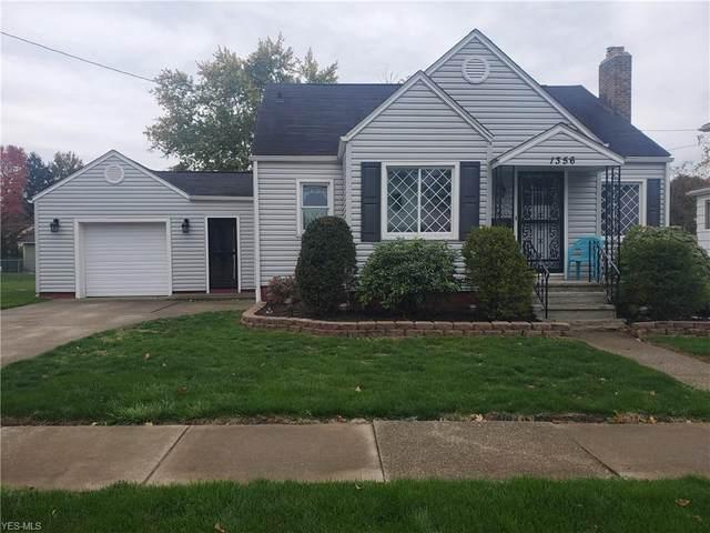 1356 Prospect Street, Barberton, OH 44203 (MLS #4233466) :: The Art of Real Estate