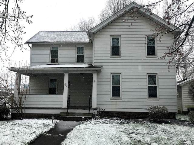 533 North Street NW, Warren, OH 44483 (MLS #4233468) :: RE/MAX Valley Real Estate