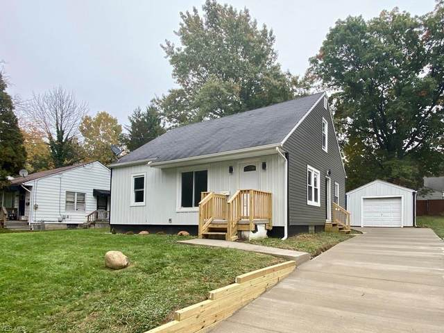 1393 Roslyn Avenue, Akron, OH 44320 (MLS #4233486) :: RE/MAX Valley Real Estate