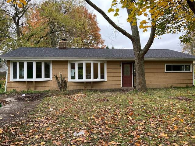 2455 Amberly Drive, Youngstown, OH 44511 (MLS #4233489) :: The Holly Ritchie Team