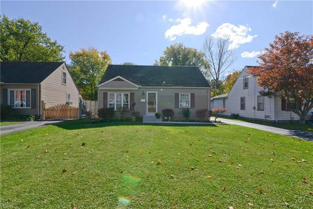 125 Terrace Drive, Youngstown, OH 44512 (MLS #4233502) :: RE/MAX Valley Real Estate
