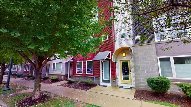 7317 Battery Park Boulevard A-7317, Cleveland, OH 44102 (MLS #4233510) :: The Holden Agency