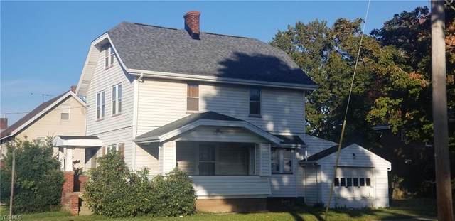 359 E York Street, Akron, OH 44310 (MLS #4233522) :: The Art of Real Estate
