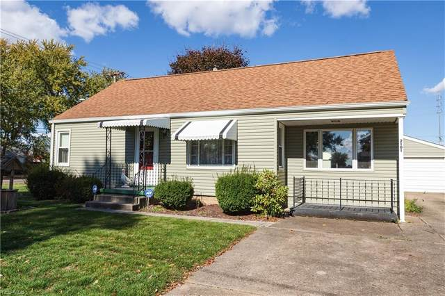 2101 41st Street NE, Canton, OH 44705 (MLS #4233531) :: Tammy Grogan and Associates at Cutler Real Estate