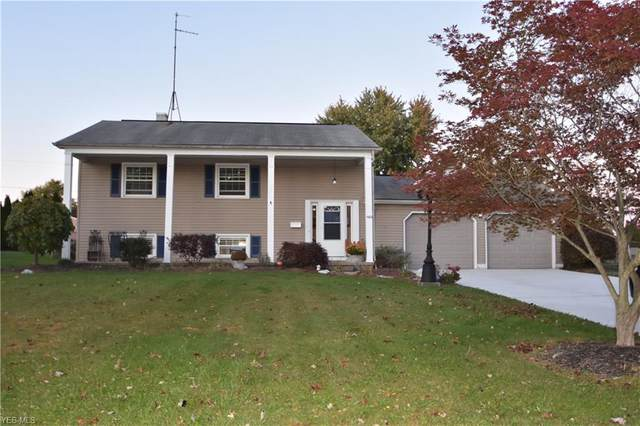 4484 Woodridge Drive, Youngstown, OH 44515 (MLS #4233543) :: The Holden Agency
