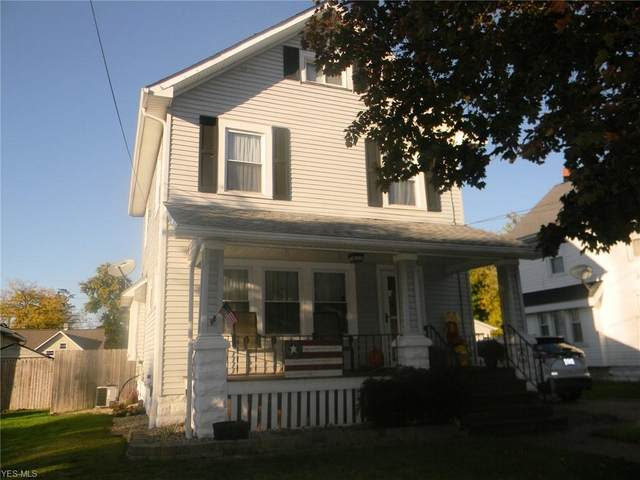 1137 Harpster Avenue, Akron, OH 44314 (MLS #4233728) :: The Art of Real Estate