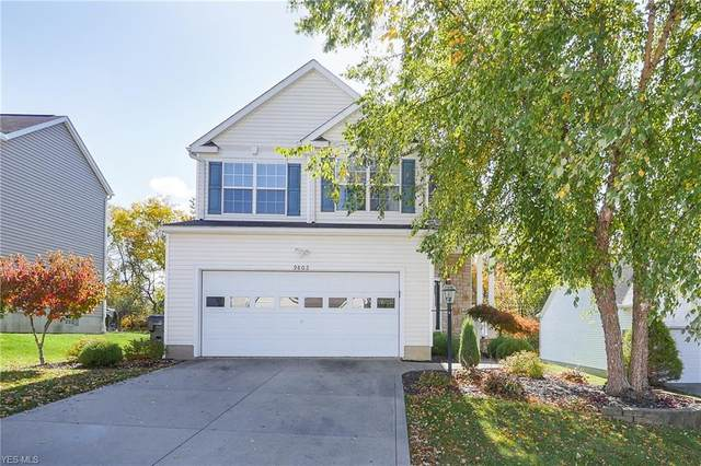 9802 Emerald Brook Circle NW, Canal Fulton, OH 44614 (MLS #4233745) :: Krch Realty