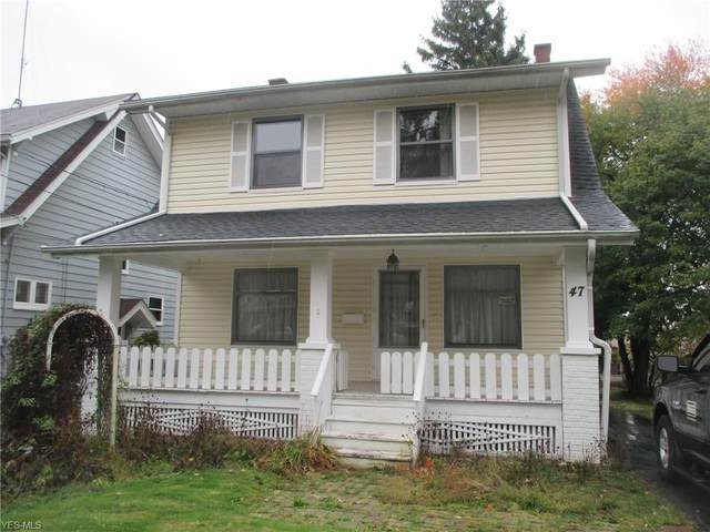 47 Wesley Avenue, Youngstown, OH 44509 (MLS #4233767) :: RE/MAX Valley Real Estate