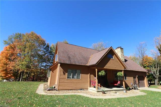 9545 Sidle Road, Nashport, OH 43830 (MLS #4233770) :: Tammy Grogan and Associates at Cutler Real Estate