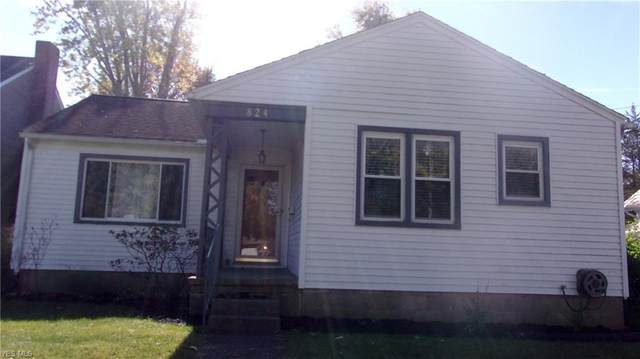 824 Brown Street, Zanesville, OH 43701 (MLS #4233799) :: Krch Realty