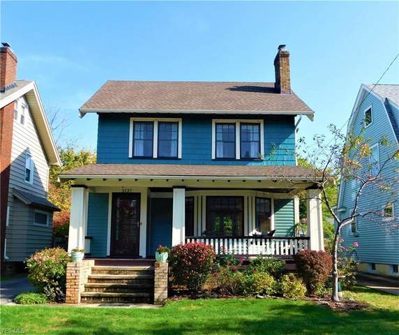 2137 Mckinley Avenue, Lakewood, OH 44107 (MLS #4233800) :: The Holden Agency