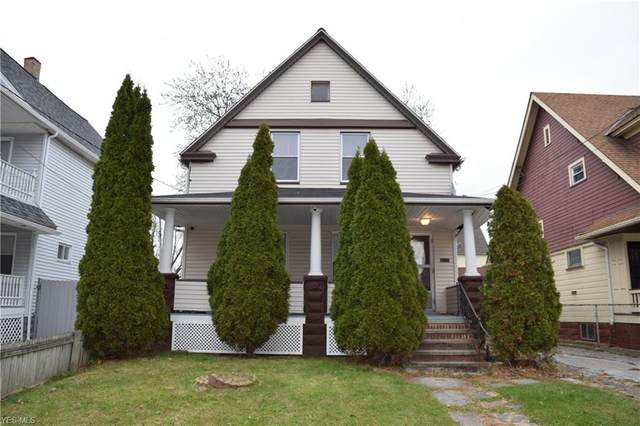 3433 W 41st Street, Cleveland, OH 44109 (MLS #4233830) :: RE/MAX Valley Real Estate