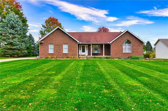 7586 Lake O Springs Avenue NW, North Canton, OH 44720 (MLS #4233873) :: Krch Realty