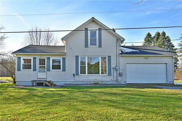6979 Thompson Clark Road, Bristolville, OH 44402 (MLS #4233916) :: The Holly Ritchie Team