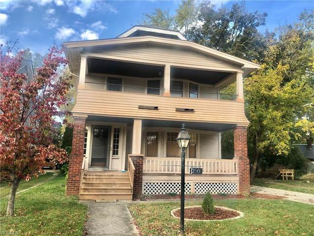 12906 Clifton Boulevard, Lakewood, OH 44107 (MLS #4233933) :: The Holden Agency