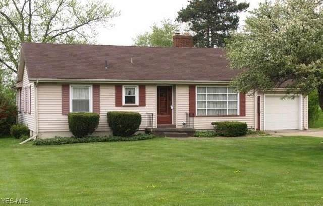 733 Churchill Road, Girard, OH 44420 (MLS #4233950) :: The Holden Agency
