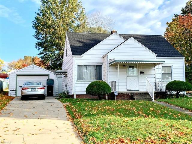 2415 3rd Street NE, Canton, OH 44704 (MLS #4233961) :: Tammy Grogan and Associates at Cutler Real Estate