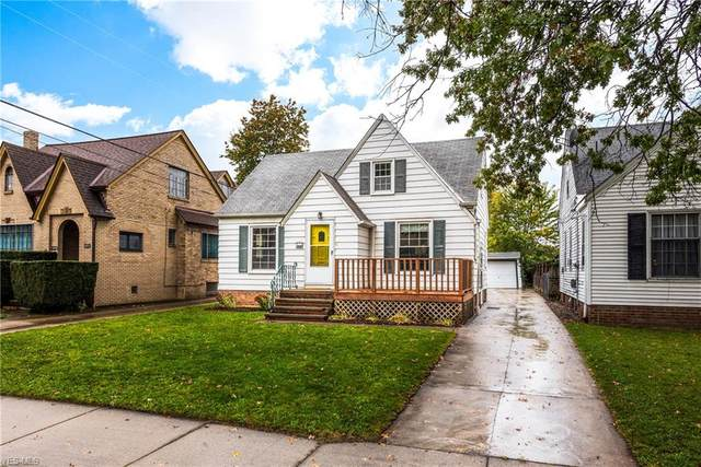 4086 W 140th Street, Cleveland, OH 44135 (MLS #4234004) :: Krch Realty