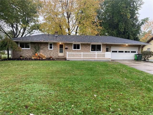 1600 Alcorn Drive, Barberton, OH 44203 (MLS #4234017) :: The Art of Real Estate