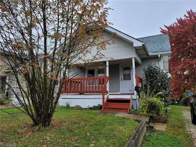 445 Tompkins Avenue, Akron, OH 44305 (MLS #4234031) :: Tammy Grogan and Associates at Cutler Real Estate