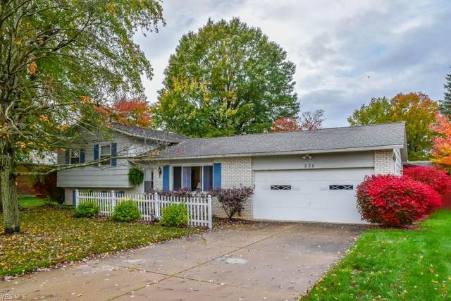 538 Longview Avenue, Canal Fulton, OH 44614 (MLS #4234128) :: RE/MAX Trends Realty