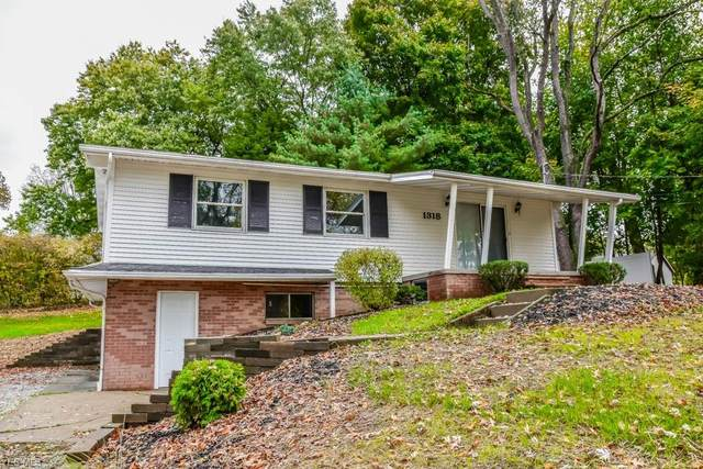 1318 Carosel Circle NW, North Canton, OH 44720 (MLS #4234142) :: Select Properties Realty