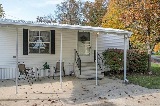 15 Flagler Drive, Olmsted Township, OH 44138 (MLS #4234171) :: The Holden Agency