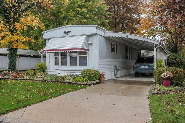 34 Sycamore Drive, Olmsted Township, OH 44138 (MLS #4234174) :: The Holden Agency