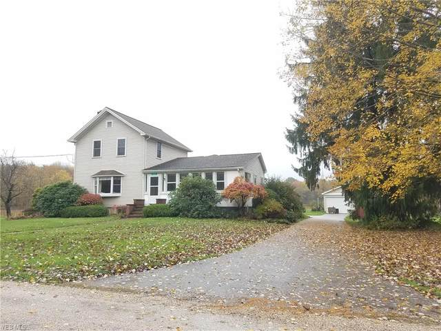 5928 Callahan Road, Rome, OH 44085 (MLS #4234217) :: Keller Williams Chervenic Realty