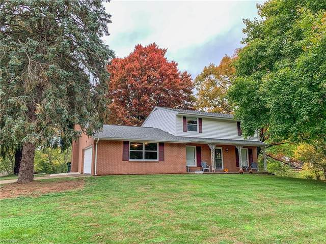 4160 Meadowview Drive NW, Canton, OH 44718 (MLS #4234247) :: The Art of Real Estate