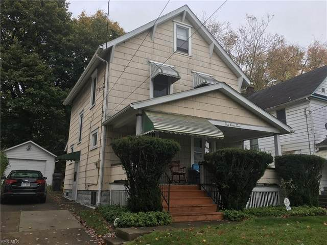 593 Cassius Avenue, Youngstown, OH 44505 (MLS #4234278) :: The Art of Real Estate