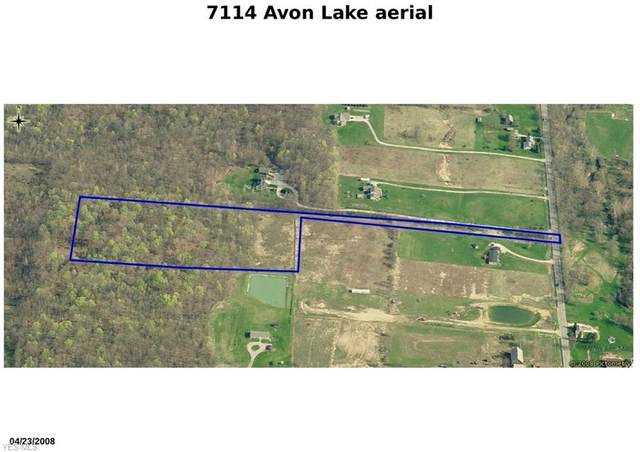 7114 Avon Lake Road, Spencer, OH 44275 (MLS #4234293) :: The Art of Real Estate