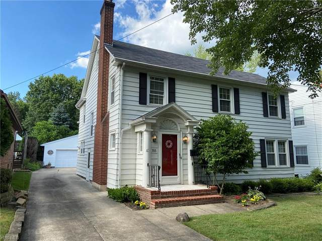 705 Ecton Road, Akron, OH 44303 (MLS #4234311) :: The Holden Agency