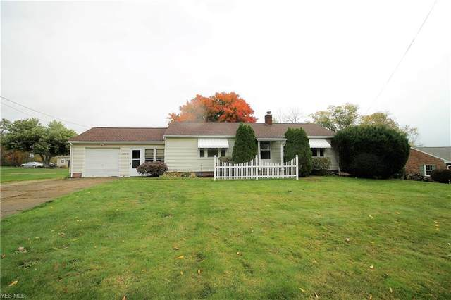 2863 Mount Pleasant Street NW, North Canton, OH 44720 (MLS #4234360) :: Select Properties Realty