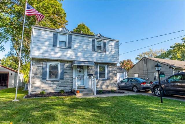 3549 Arden Boulevard, Youngstown, OH 44511 (MLS #4234489) :: The Art of Real Estate