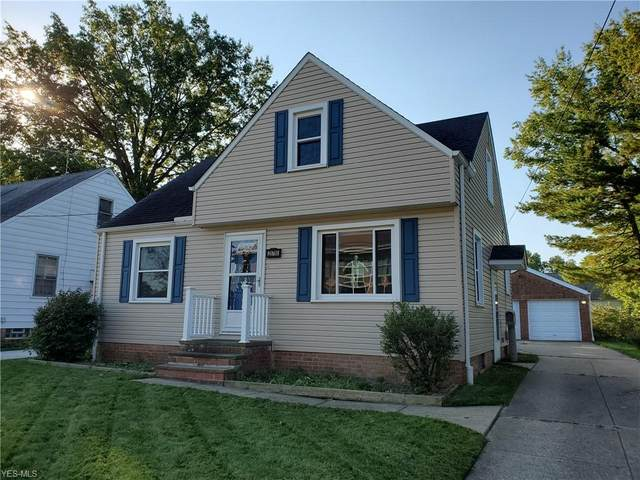 25700 Shoreview Avenue, Euclid, OH 44132 (MLS #4234517) :: The Art of Real Estate