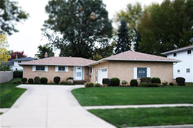 1454 S Circle View Drive, Seven Hills, OH 44131 (MLS #4234535) :: Select Properties Realty