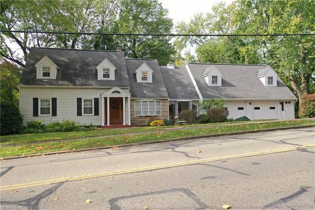 260 N College Street, Newcomerstown, OH 43832 (MLS #4234548) :: Select Properties Realty